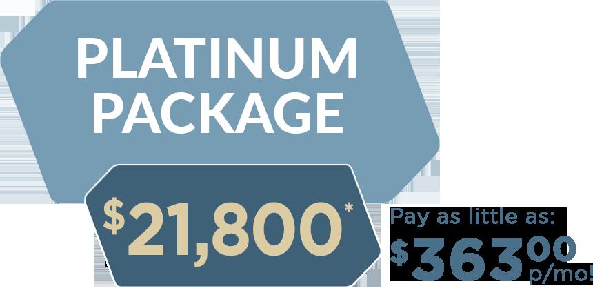 Swissedent pricing - Platinum Pkg