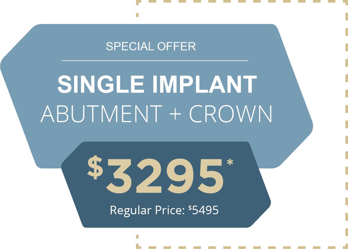 Single tooth implant - DrJoelDavid.com